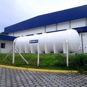 Locação de estação de tratamento de esgoto